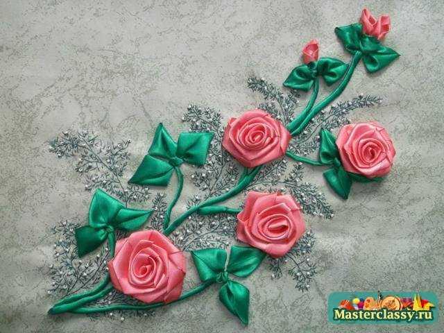 Как связать цветы крючком, мастер - класс с фото, пошагово 84