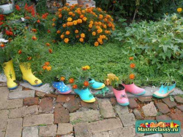 Дачные идеи для двора как украсить двор фото