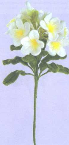 Листья из ниток своими руками фото 76