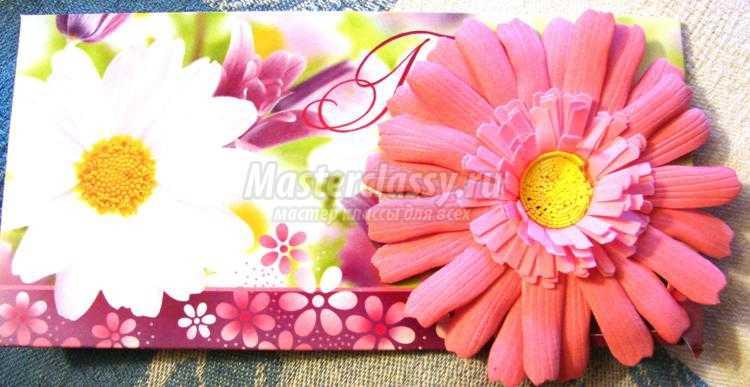 Бумажные цветы для скрапбукинга своими руками: мастер